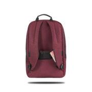 "Classone BP-IT705 Pavia 15.6"" Laptop, Notebook Sırt Çantası -Bordo"
