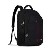 Classone BP-G100 Gaming Serisi XL 17 inç Uyumlu Laptop Notebook Sırt Çantası-Siyah