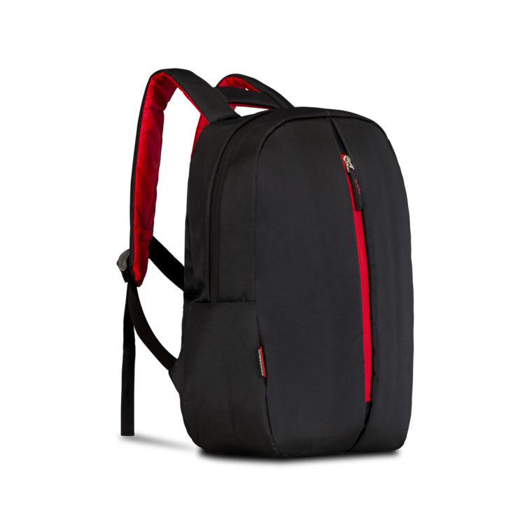 Classone BP-M300 Roma Serisi 14 inç Uyumlu Laptop Notebook Sırt Çantası-Siyah