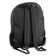Classone BP-V160SG Verona L Serisi 15,6 inç Uyumlu Laptop Notebook Sırt Çantası -Siyah-Gri