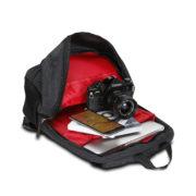 Classone BP-S460 New Trend Luxury Serisi 15,6 inç Laptop Notebook Sırt Çantası – Siyah