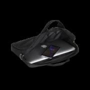 Classone TL2561 Top Loading Large Serisi 15,6 inç Uyumlu Laptop Notebook El Çantası -Siyah