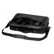 Classone G1600 Guard Serisi 15,6 inç Uyumlu Kasnaklı Laptop Notebook El Çantası-Siyah