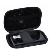 Classone HD2000 2,5 inç Uyumlu Hard Disk Taşıma Çantası - Siyah