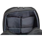 "Classone BP-IT300 Gladiator Serisi 15.6"" Uyumlu Laptop Notebook Sırt Çantası-Siyah"