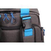 Classone BP-IT400 Venedik Serisi 15,6 inç Uyumlu Laptop Notebook Sırt Çantası - Siyah