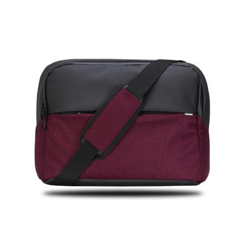 Classone NT-1305 Parma Serisi 14 inç Uyumlu Laptop Notebook El Çantası -Bordo