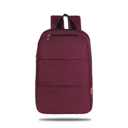 Classone Casetto 15.6 Sırt Notebook Çantası-Bordo