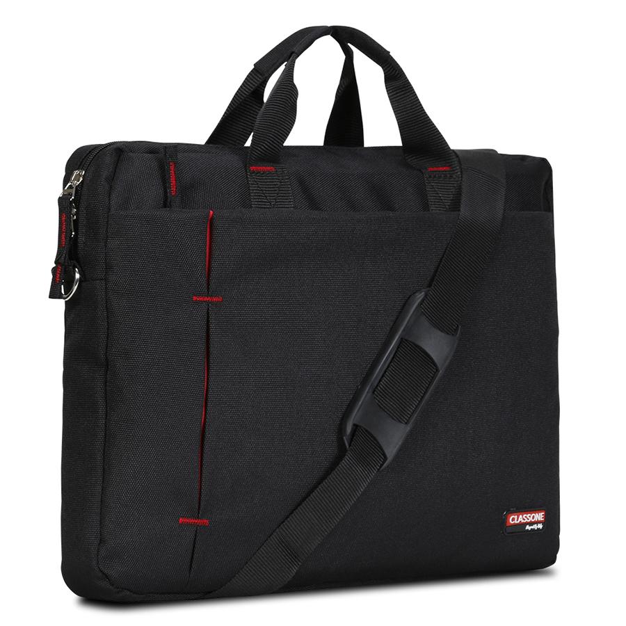 7e6929a950e20 Classone TL5600 New Trend Serisi 15.6 inch Laptop Notebook El Çantası-Siyah