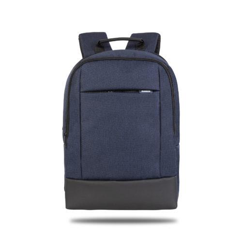 Classone TW1701 Twin Color 17 inch Notebook Çantası-Lacivert