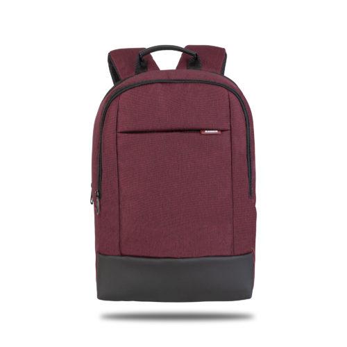 Classone TW1505 Twin Color 15.6 inch Notebook Çantası-Bordo