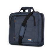 Classone UL161 Ultrabook Large Serisi 15,6 inç Uyumlu Laptop Notebook El Çantası -Lacivert