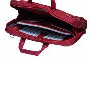 Classone UL132 Ultrabook Medium Serisi 15,6 inç Uyumlu Laptop Notebook El Çantası -Kırmızı