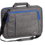 Classone UL164 Ultrabook Large Serisi 15,6 inç Uyumlu Laptop Notebook Çantası -Gri