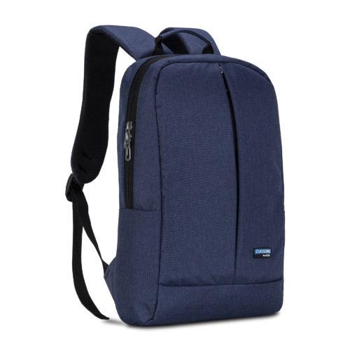 Classone BP-Z201 Zaino Serisi 15,6 inç Laptop Notebook Sırt Çantası-Mavi