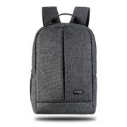 Classone BP-Z204 Zaino Serisi 15,6 inç Laptop Notebook Sırt Çantası-Gri