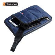 Classone TBL-U101 Colorful Small Serisi 7-10 inç Uyumlu Tablet Çantası – Lacivert