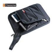Classone TBL-U100 Colorful Small Serisi 7-10 inç Uyumlu Tablet Çantası – Siyah