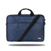 Classone TL2563 Top Loading Large Serisi 15,6 inç Uyumlu Laptop Notebook El Çantası- Lacivert