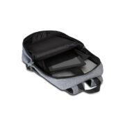 Classone PR-R204-S Lucca Serisi 15,6 inç Laptop Notebook Sırt Çantası – Siyah Astar