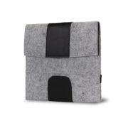 Classone Avantgarde 13-14 inch Laptop Kılıfı - Gri-Siyah