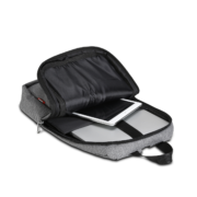 Classone PR-R164 Roma Serisi 15,6 inç Laptop Notebook Sırt Çantası – Gri