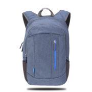 Classone BP-S363 New Trend Serisi 15,6 inç Laptop Notebook Sırt Çantası - Mavi