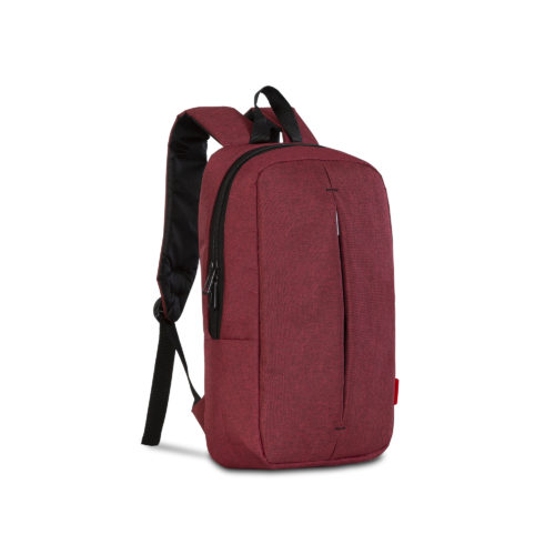 Classone PR-R165 Roma Serisi 15,6 inç Laptop Notebook Sırt Çantası – Bordo