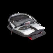 Classone BP-M100 Milano Serisi Medium 14 inç Uyumlu Laptop Notebook Sırt Çantası-Siyah