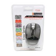 Classone T220 2.4 GHz 1000 DPI Kablosuz Optik Mouse