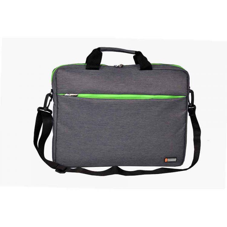 Classone TL3564 Newtrend Serisi 15,6 inç Uyumlu Laptop Notebook El Çantası - Gri