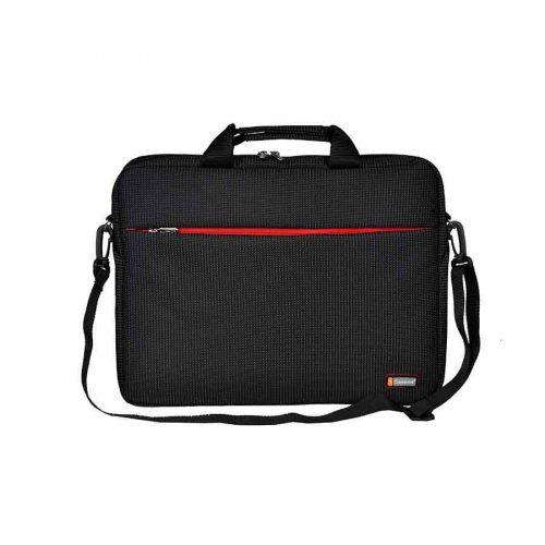 Classone TL3600 New Trend Serisi 15,6 inç Uyumlu Laptop Notebook El Çantası-Siyah